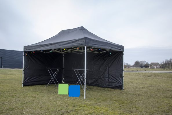Partytent 4x3,5