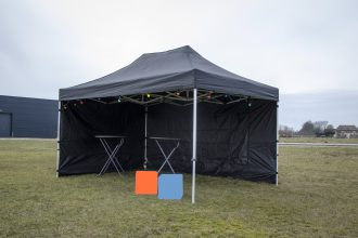 Partytent huren in Wageningen