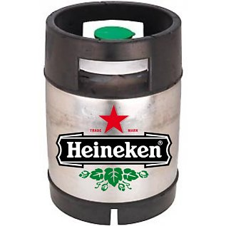 Heineken fust 10 liter